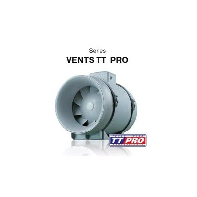 TT VENTS BI-TURBO 200MM - 830/1040m3/ora