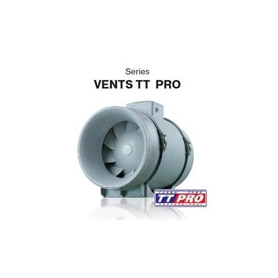 TT VENTS PRO 315MM - 1570-2050 MC/H - (con interruttore)