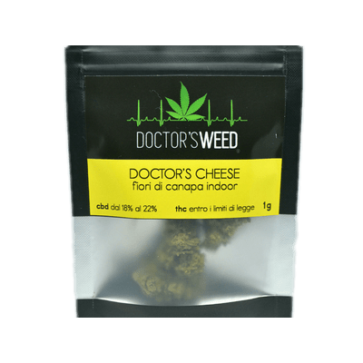 Doctor's Cheese 1g