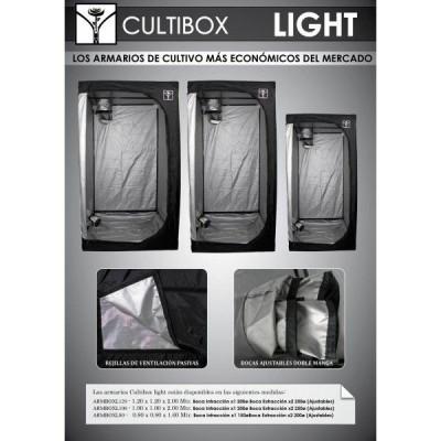 Cultibox Light 120x120x200cm